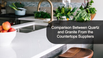 Photo of A Comparison Between Quartz and Granite From the Countertops Suppliers
