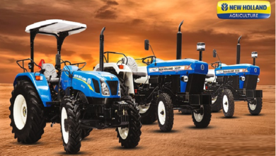 Photo of Important Parts of New Holland Tractor for Effective Work