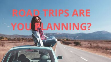 Photo of ROAD TRIPS ARE YOU PLANNING?