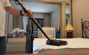 Photo of How can dust particles clean by a steam cleaner from mattresses?