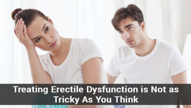 Photo of Treating Erectile Dysfunction is not as tricky as You Think