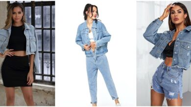 Photo of Fashionable Ideas for How to Wear Your Denim Jacket