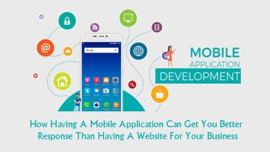 How Having A Mobile Application Can Get You Better Response Than Having A Website For Your Business