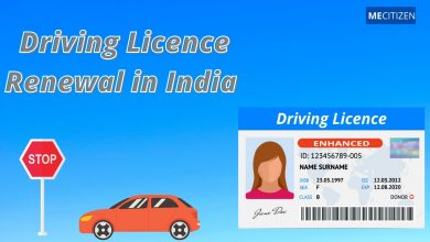 How to Renew Driving License