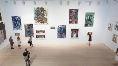 art gallery Online exhibition